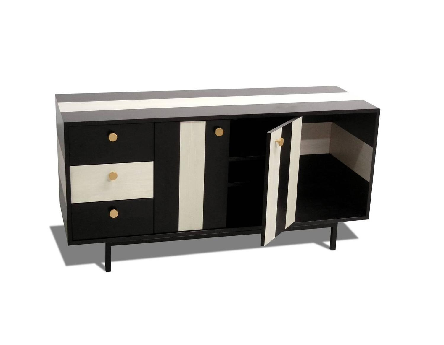 atocha design no wave credenza or sideboard for sale at 1stdibs. Black Bedroom Furniture Sets. Home Design Ideas