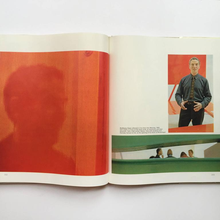 First edition, published by Thomas Nelson and Sons Ltd, London, 1965.  Private view is a strikingly important document of modern British art and key artists working in Britain during the 1960s. Page after page we are greeted with incredibly