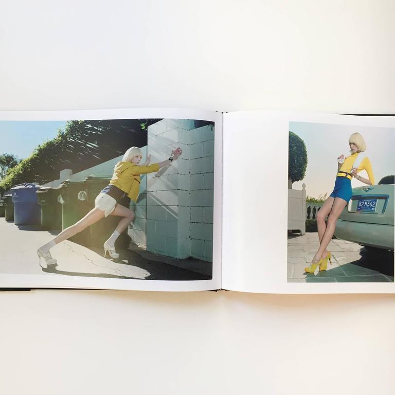 Dutch Miles Aldridge -  Acid Candy 1st ed. Signed For Sale