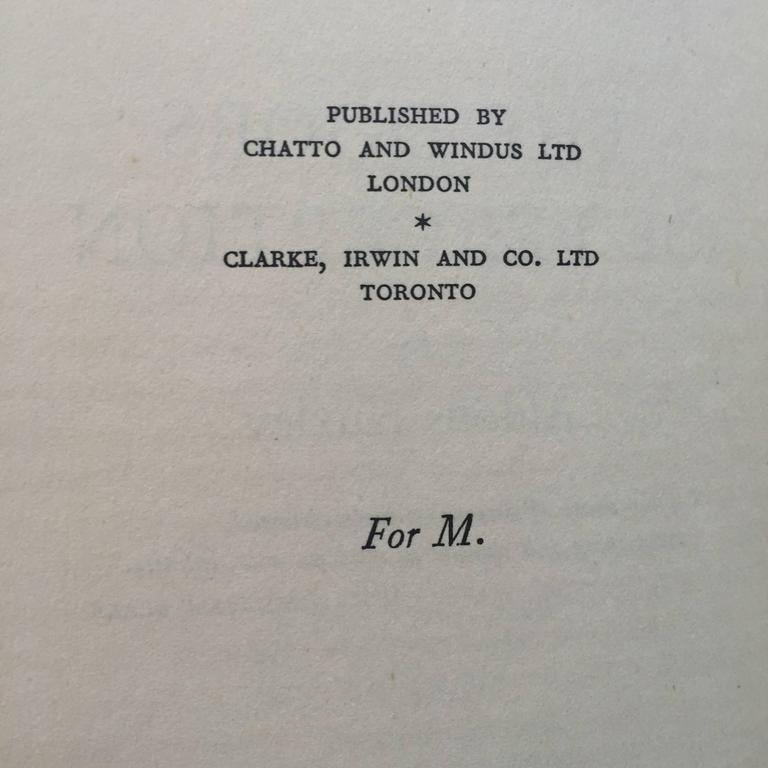 Aldous Huxley - The Doors Of Perception - hbdj 1954 1st UK ed