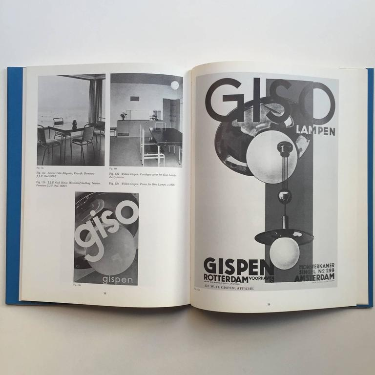 First edition, published by The Art Book Company, 1979  This detailed survey on tubular steel furniture documents the developments in style, production and reception of the style; from its origins with Thonet and Marcel Breuer in Germany, to