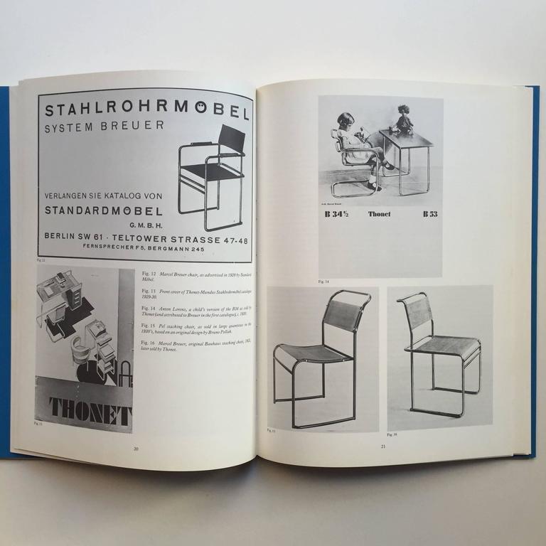 British Tubular Steel Furniture, Reyner Banham, 1979 For Sale