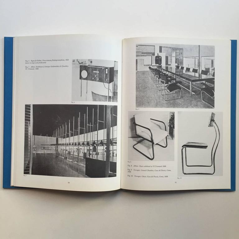 Tubular Steel Furniture, Reyner Banham, 1979 In Excellent Condition For Sale In London, GB