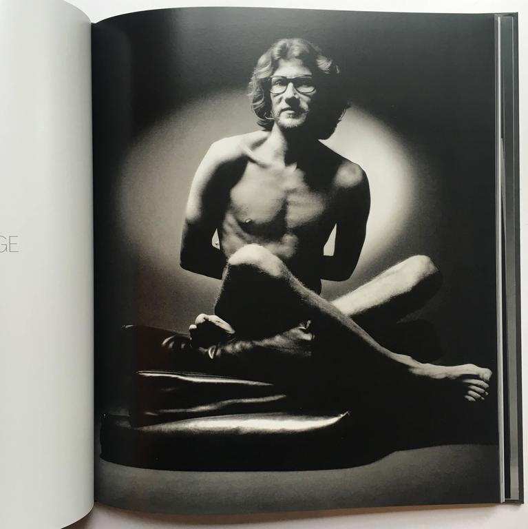 French Yves Saint Laurent Mis à Nu – Jeanloup Sieff For Sale