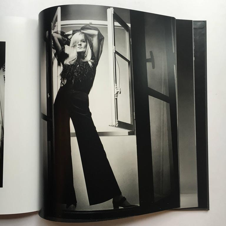 Yves Saint Laurent Mis à Nu – Jeanloup Sieff In Good Condition For Sale In London, GB