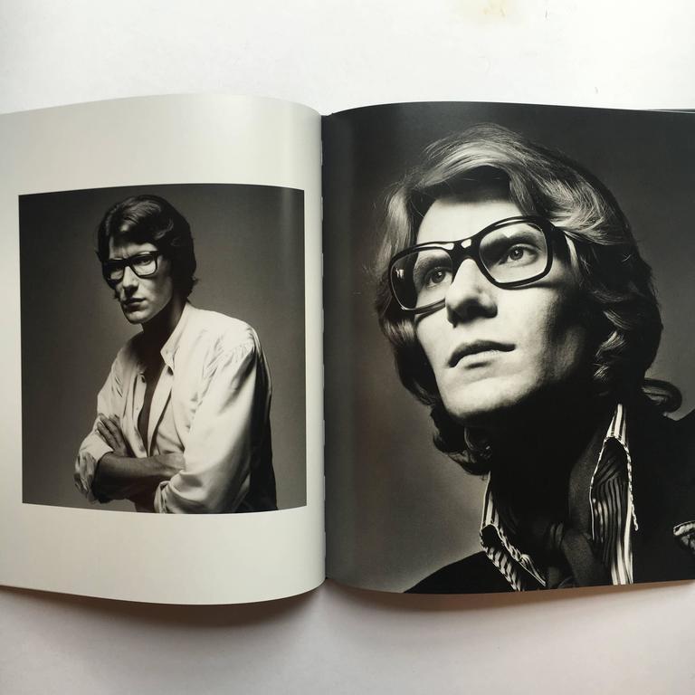 Paper Yves Saint Laurent Mis à Nu – Jeanloup Sieff For Sale