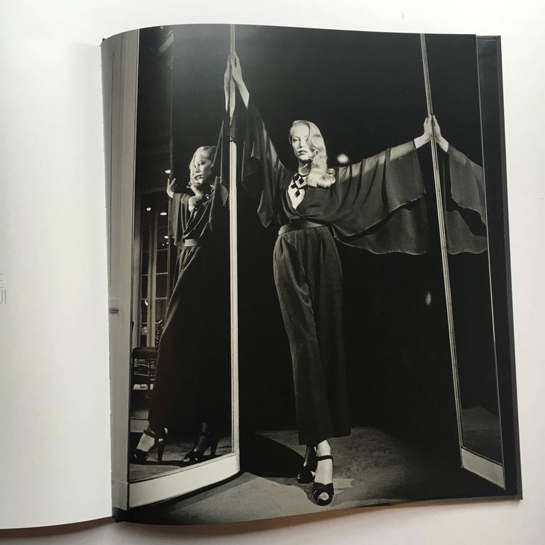 Contemporary Yves Saint Laurent Mis à Nu – Jeanloup Sieff For Sale