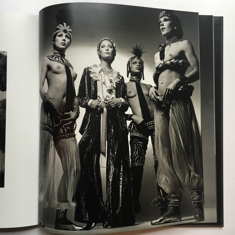 Yves Saint Laurent Mis à Nu – Jeanloup Sieff For Sale 1