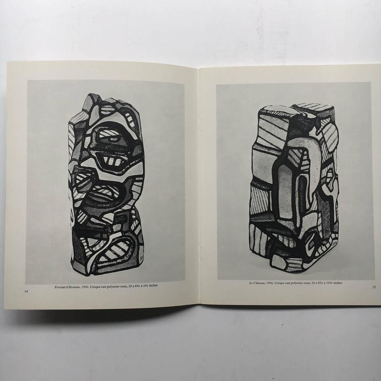 "Published by ""The Pace Gallery, New York"", 1968.