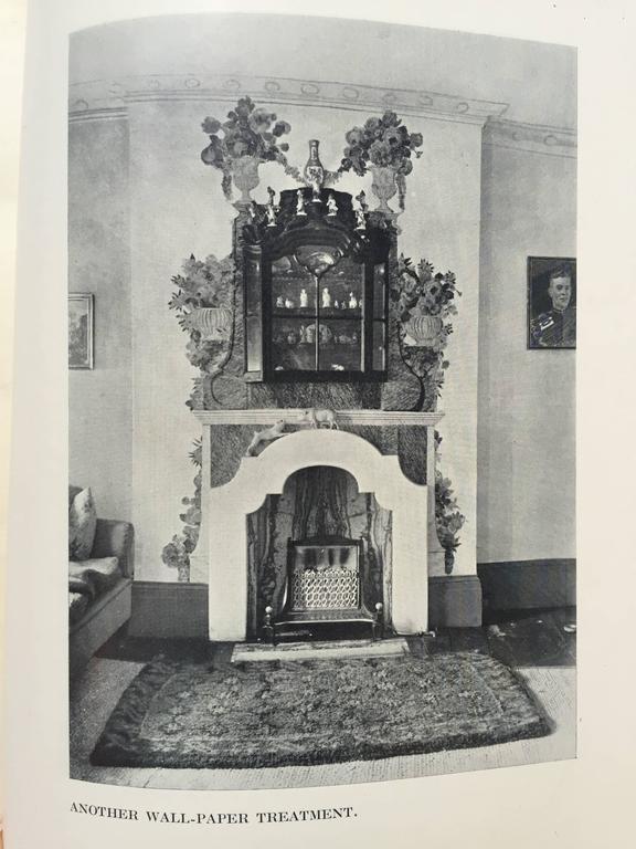 Color and Interior Decoration Basil Ionides 'Claridges Interior Decorator', 1926 3