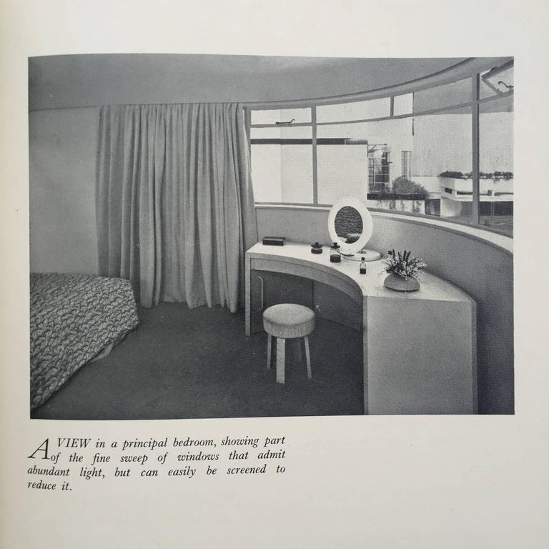 British Color in Everyday Rooms Basil Ionides, Interior Decorator Claridges 1st Ed, 1934 For Sale