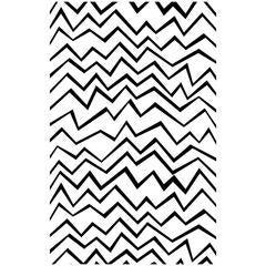 Tom Maryniak, 'Zig Zag Waves' Wallpaper