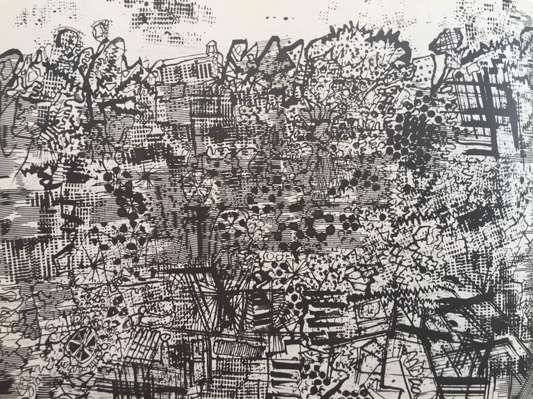 Drawings of Jean Dubuffet 1st Edition, 1960 For Sale 2