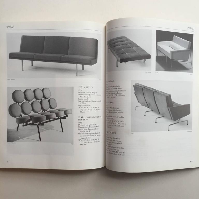 Magnificent Sourcebook Of Modern Furniture Jerryll Habegger Joseph H Osman Interior Design Ideas Grebswwsoteloinfo