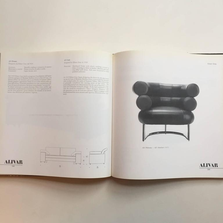 Published by SCP Ltd, 1991  The prestigious Italian brand, 'Alivar' presents their largest and most comprehensive collection of Classic designs. One of four companies to hold the '100% made in Italy' certificate, Alivar employs the finest materials