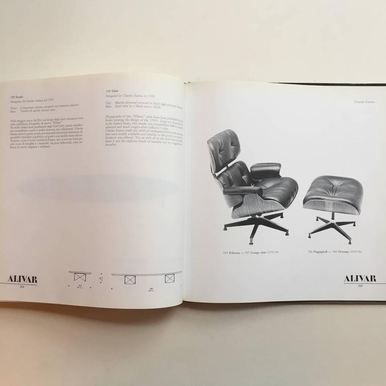 "British ""Classics of Modern Furniture, Alivar"", 1991 For Sale"
