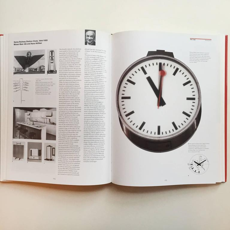 Paper Swiss Furniture and Interiors in the 20th Century For Sale