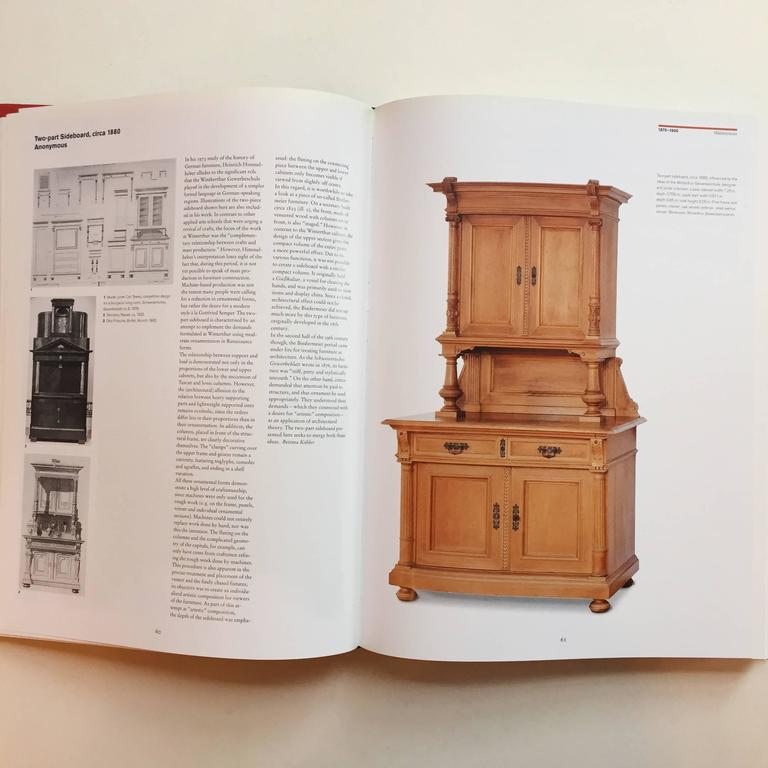 Swiss Furniture and Interiors in the 20th Century For Sale 1