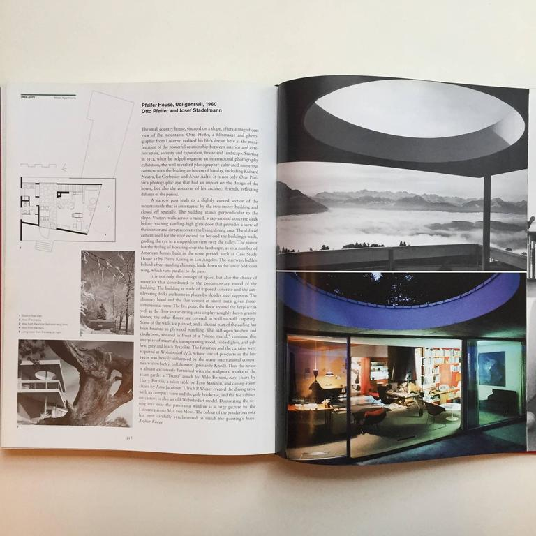 Swiss Furniture and Interiors in the 20th Century For Sale 3