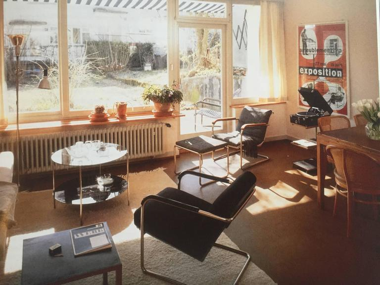 Swiss Furniture and Interiors in the 20th Century For Sale 4