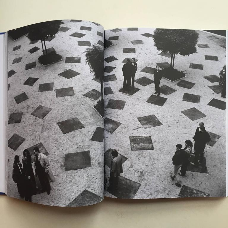First edition, published by Yale University Press, 2014  A brilliant documentation of the career of Minimalist sculptor Carl Andre, tracing the evolution of over 50 years of his work. This book effectively covers the full spectrum and consistency
