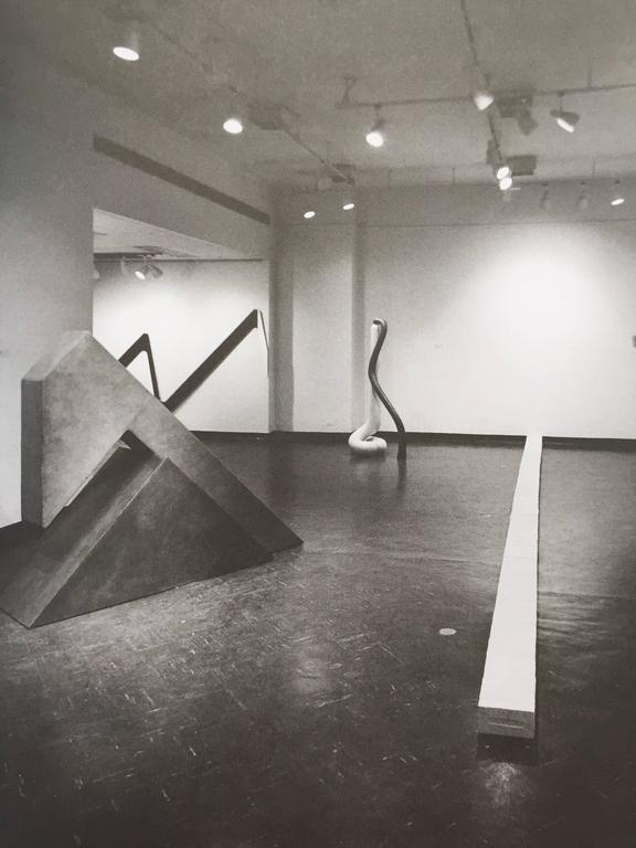 Sculpture as Place, Carl Andre For Sale 1