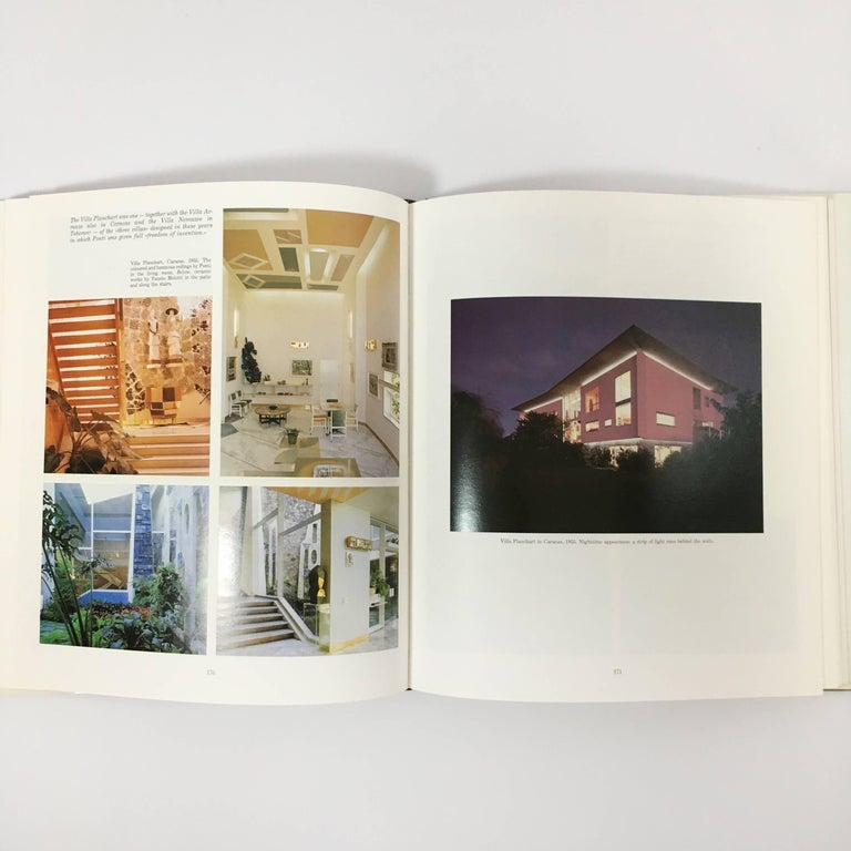 """""""Gio Ponti The Complete Work 1923-1978"""" First Edition Book, 1990 In Excellent Condition For Sale In London, GB"""