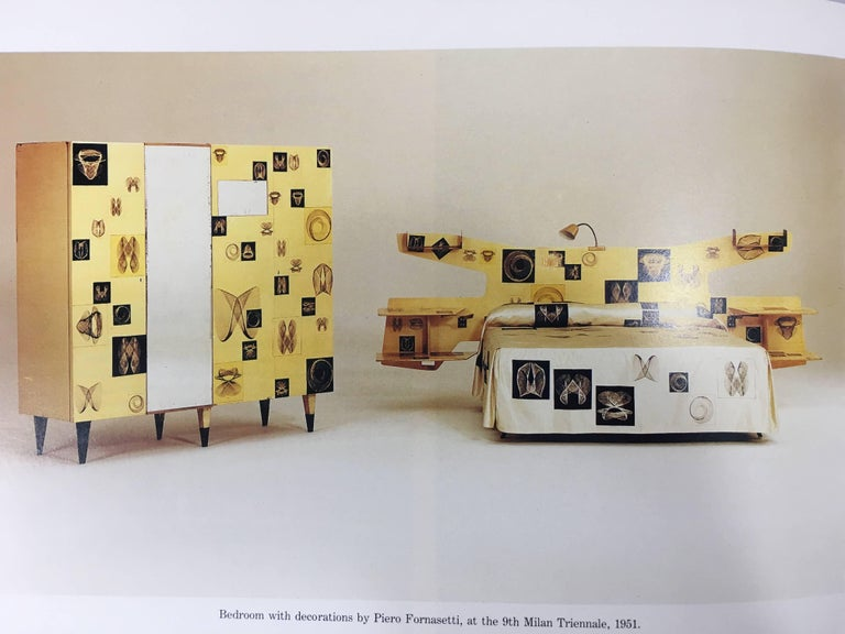 """""""Gio Ponti The Complete Work 1923-1978"""" First Edition Book, 1990 For Sale 3"""