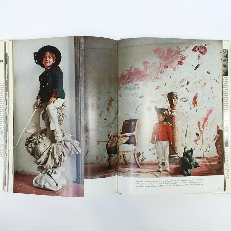 Horst P. Horst Vogue's Book of Houses, Gardens, People Book 1968 For Sale 1