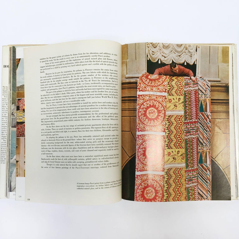 Horst P. Horst Vogue's Book of Houses, Gardens, People Book 1968 For Sale 4