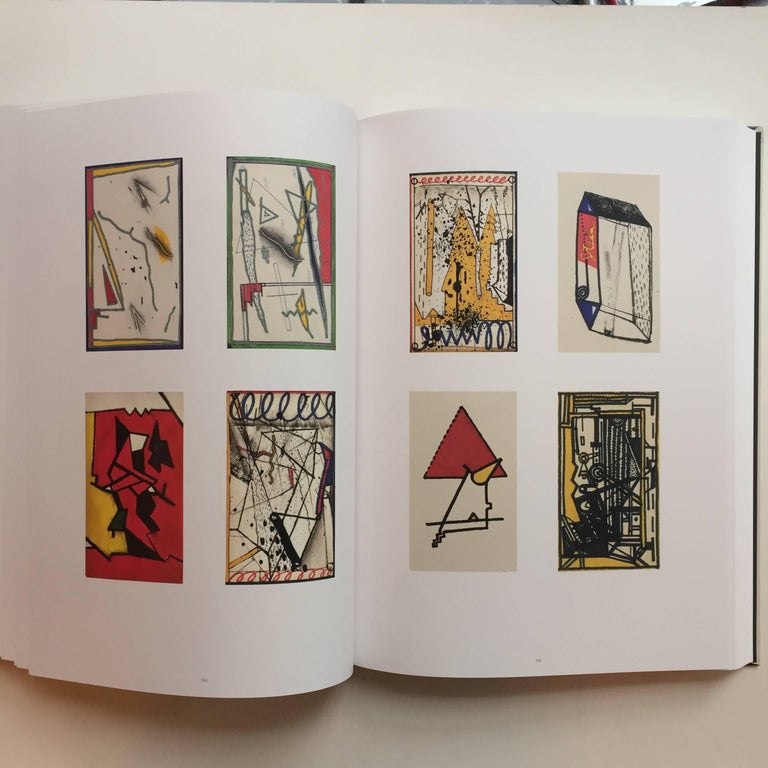 """German """"David Lynch – Works on Paper"""" Book First Edition For Sale"""