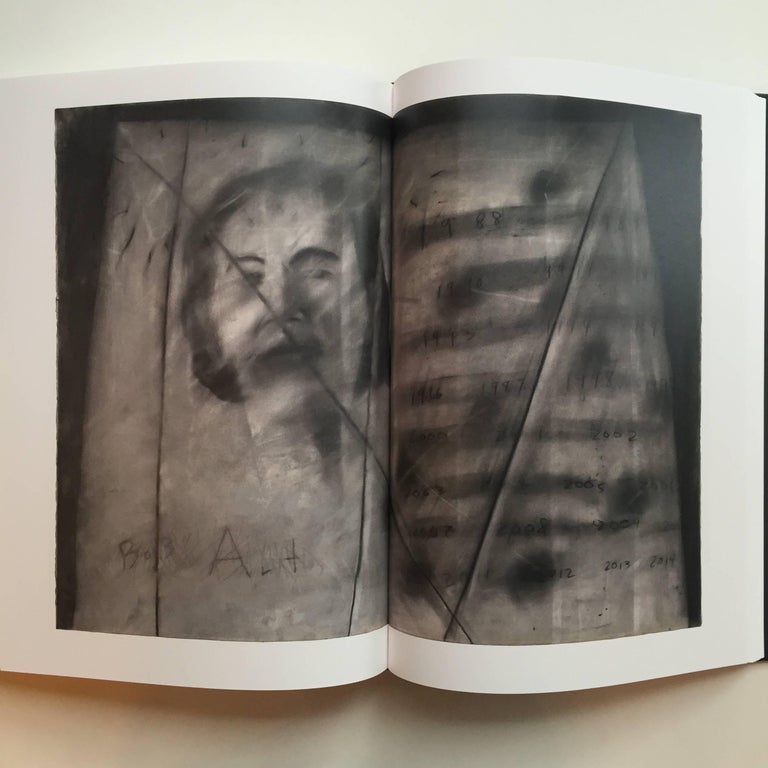 """""""David Lynch – Works on Paper"""" Book First Edition In Excellent Condition For Sale In London, GB"""