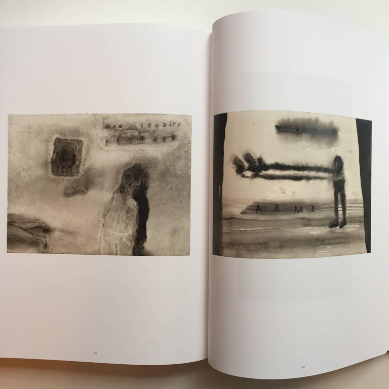 """""""David Lynch – Works on Paper"""" Book First Edition For Sale 2"""