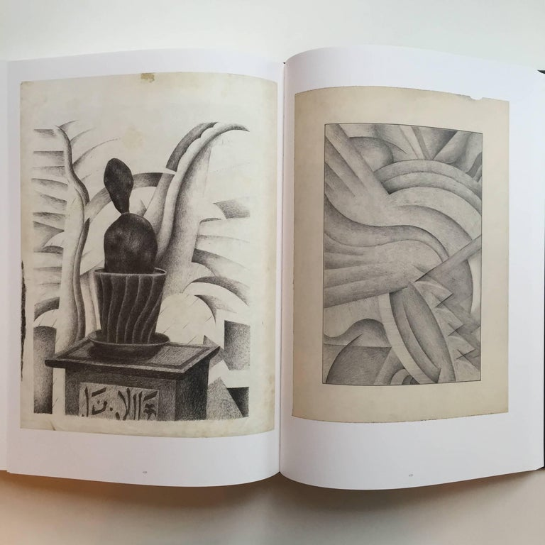 """""""David Lynch – Works on Paper"""" Book First Edition For Sale 4"""