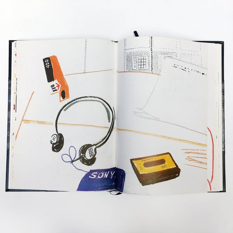 Late 20th Century David Hockney, Martha's Vineyard and Other Places, First Edition For Sale