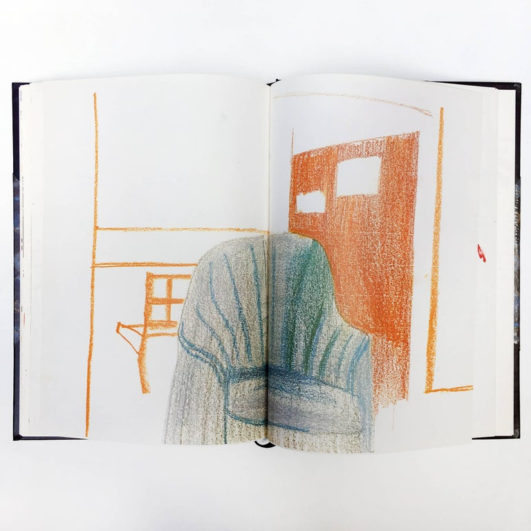 David Hockney, Martha's Vineyard and Other Places, First Edition For Sale 5