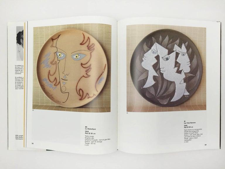 Jean Cocteau, Poteries, Catalogue Des Ceramiques, 1957-1963 For Sale 2