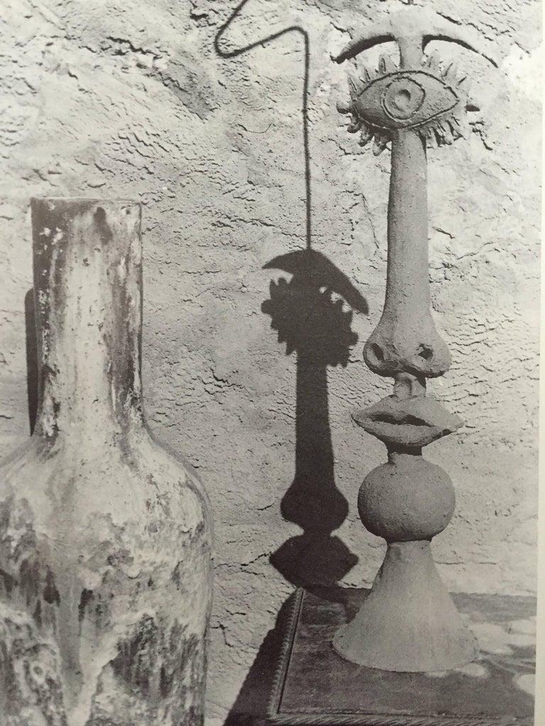 Jean Cocteau, Poteries, Catalogue Des Ceramiques, 1957-1963 For Sale 3
