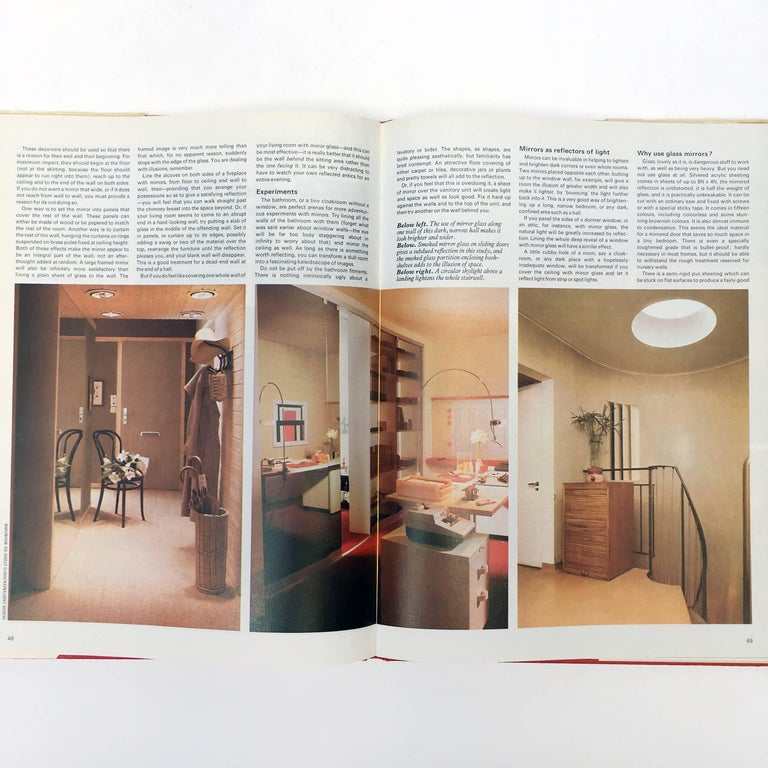 Home Decor For Sale: Home Decorating Using Light, Book For Sale At 1stdibs