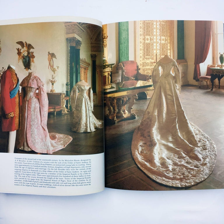 Late 20th Century In the Russian Style Edited by Jacqueline Onassis First Edition, 1976 For Sale