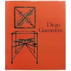 """Diego Giacometti"" Book"