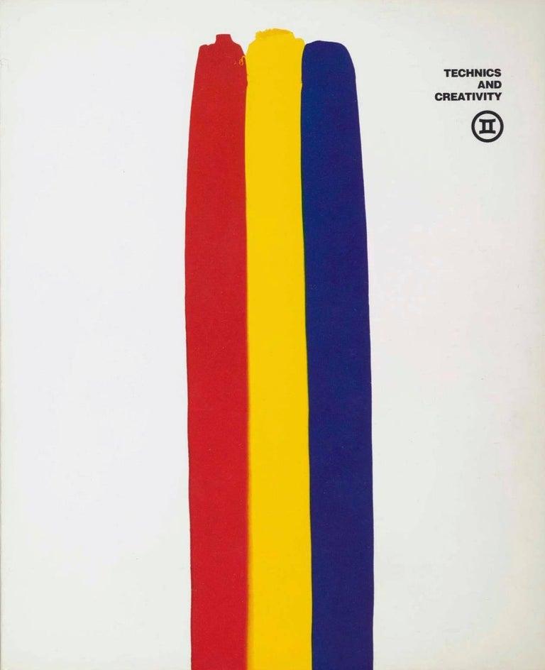 American Jasper Johns & Technics and Creativity ii Catalogue, Gemini G.E.L. & MoMa, 1971 For Sale