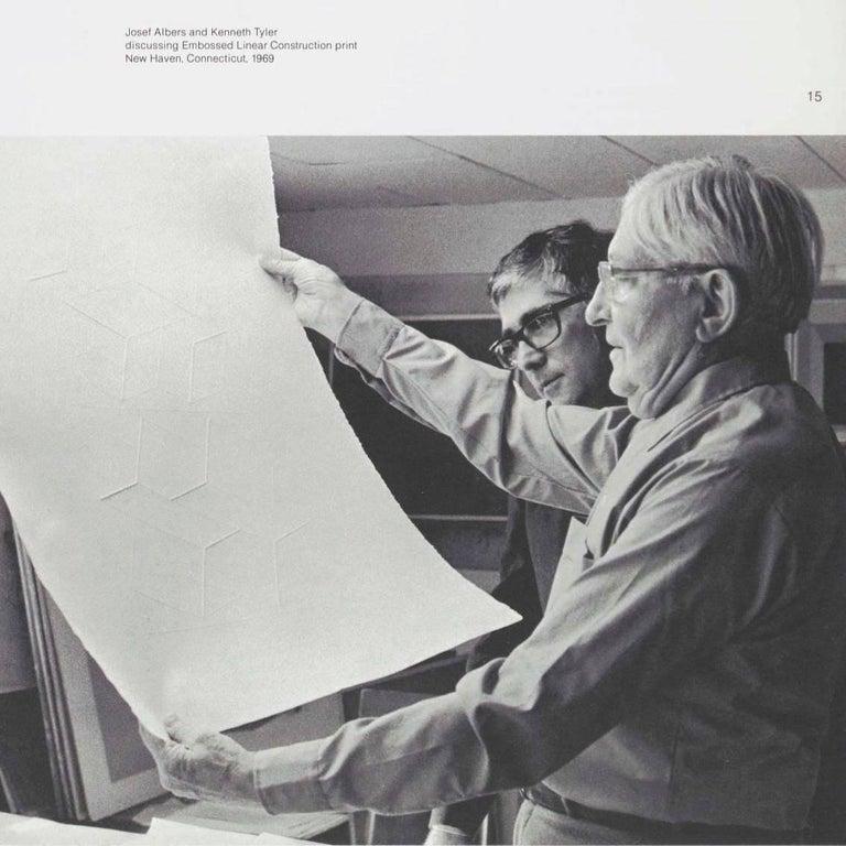 Late 20th Century Jasper Johns & Technics and Creativity ii Catalogue, Gemini G.E.L. & MoMa, 1971 For Sale