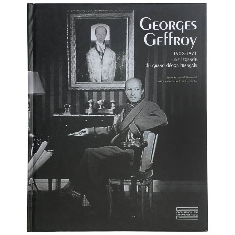 Georges Geffroy 1905-1971, Une Legende Du Grand Décor Francais For Sale
