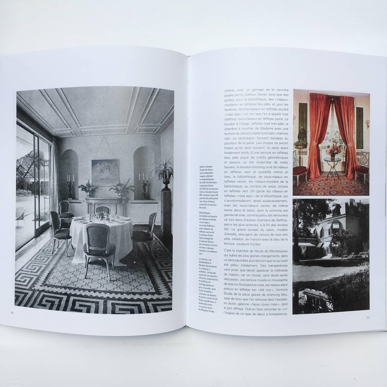 Published by Gourcuff Gradenigo A monograph on a pivotal fifties interior designer, considered one of the most talented and inspired designers of his generation, whose work generated an unrivalled atmosphere in the grand Classical style. This book