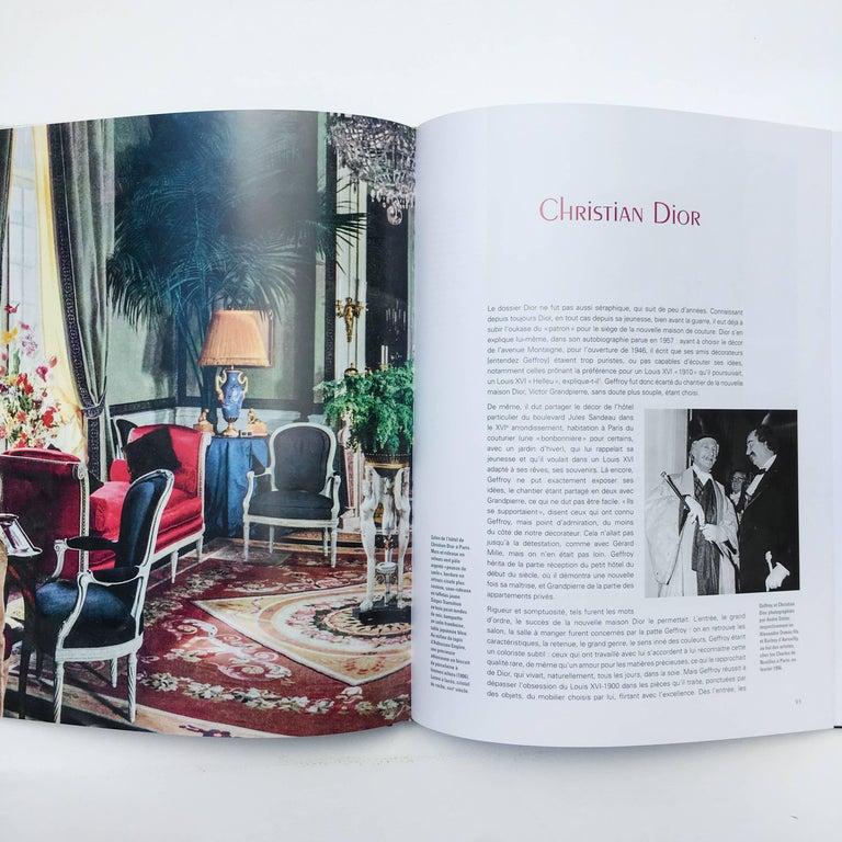 Georges Geffroy 1905-1971, Une Legende Du Grand Décor Francais In Excellent Condition For Sale In London, GB
