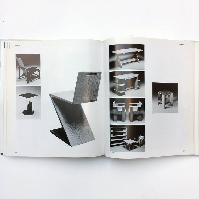 Paper Furniture by Architects, Marc Emery, 1988 For Sale