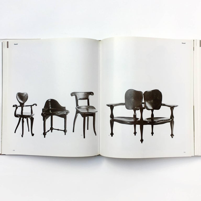 Furniture by Architects, Marc Emery, 1988 For Sale 3