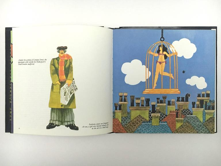 British Carnaby Street, Tom Salter & Malcolm English, First Edition, 1970 For Sale