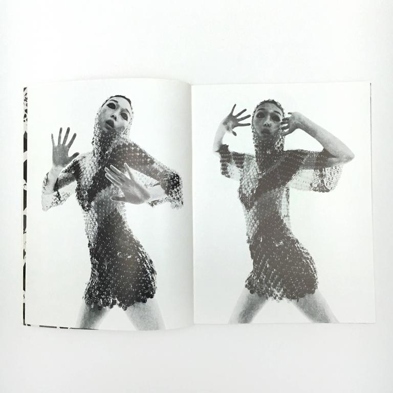 First edition, published by Hieronimi, 1970.  The first and only edition of this now important book. A collaboration between Jean Clemmer the Parisian photographer and flamboyant fashion designer, Paco Rabanne. Fantastic Fantastic black/white